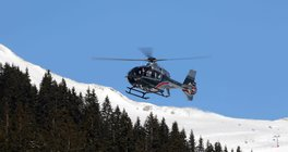 EC135 World Economic Forum, Schweiz