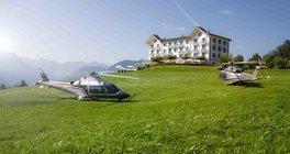 AW109 & AW139 Villa Honegg, Switzerland
