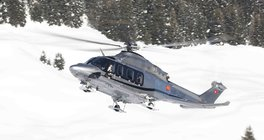 AW139 World Economic Forum Davos, Schweiz