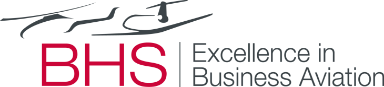 Logo of BHS Aviation Group in Germany and Suisse